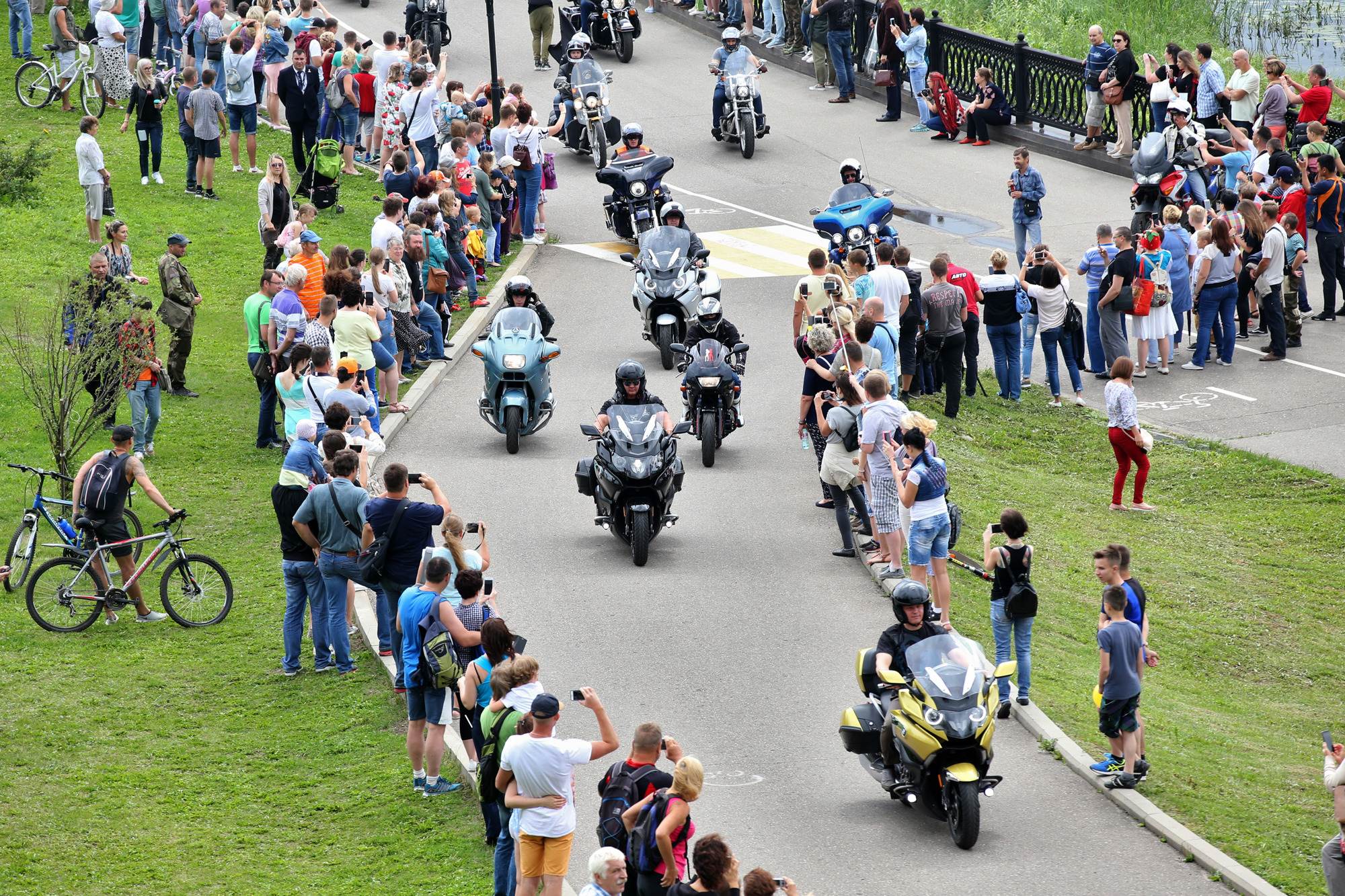 Moto Family Days в Ярославле